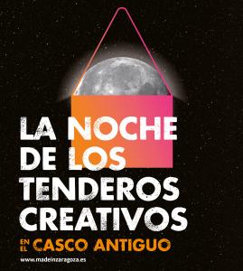 noche tenderos creativos zaragoza 2017