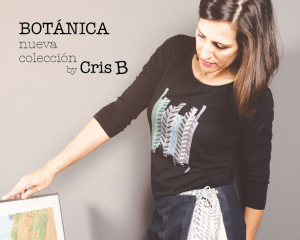 Colección Botánica Cris B. Moda personal en estampados llenos de vida