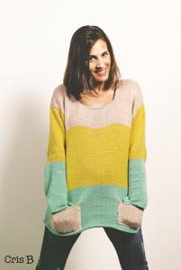 Paradise: la nueva colección Knitting Point de Cris B