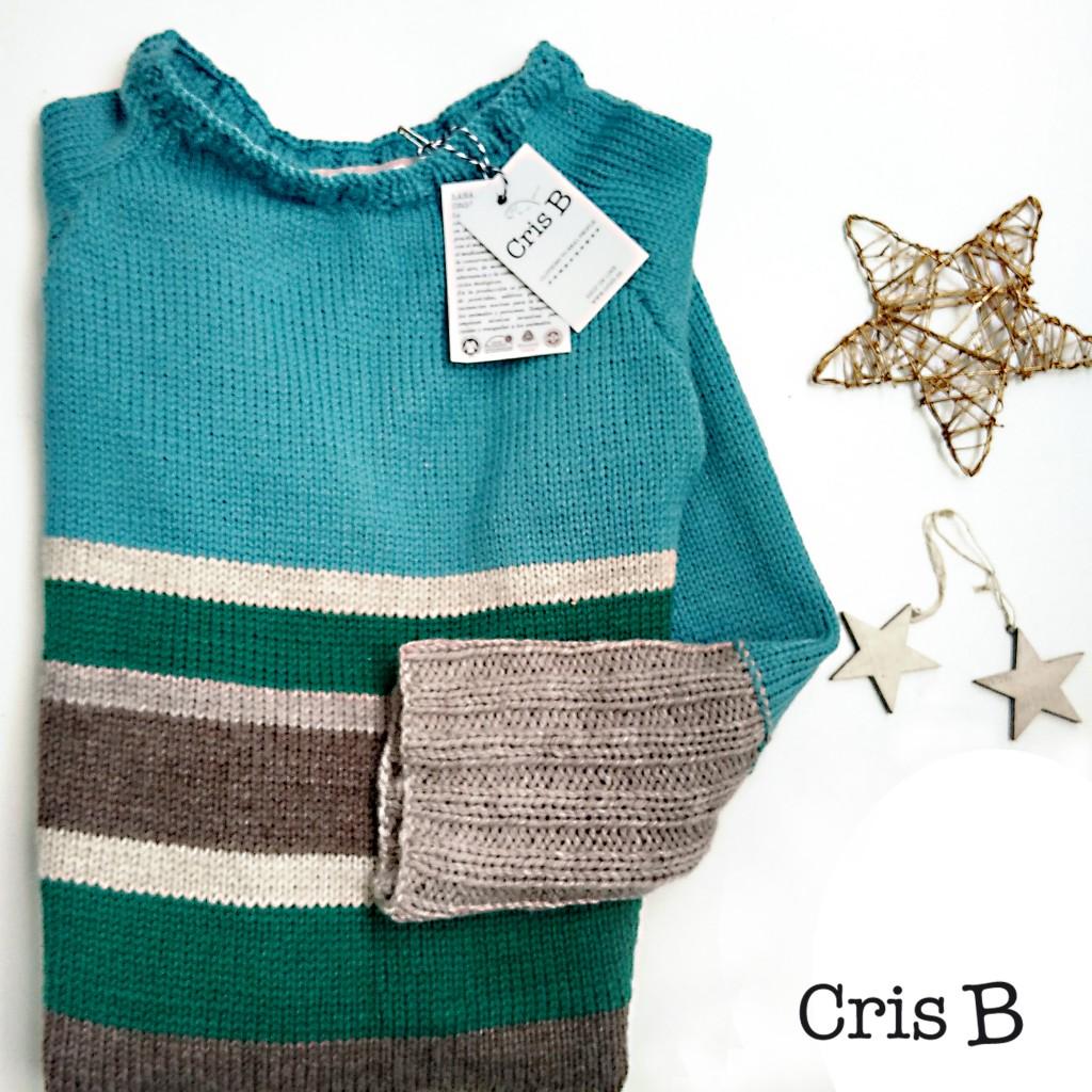 jersey-lana regalar en una Navidad sostenible