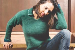 Knitting Point: moda sostenible en lana orgánica de Cris B