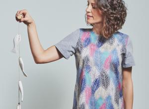Cris B comunica en sus colecciones de moda sostenible