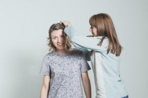 Haciendo ropa ecológica para mujer original y creativa