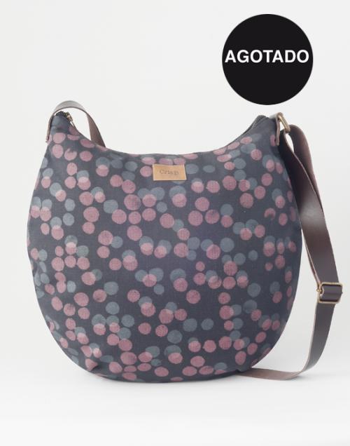 agotado bolso sostenible bosque rosa