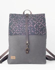 mochila sostenible desierto rosa