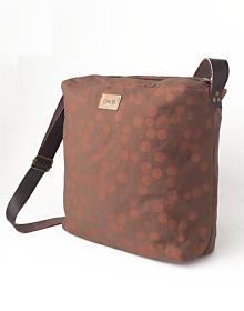 bolso sostenible cubo bosque cobre