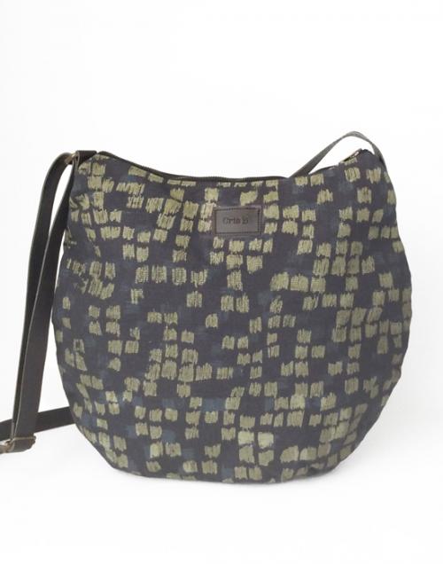 bolso sosstenible en tejido ecológico