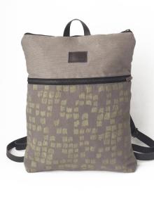 mochila cómoda sostenible
