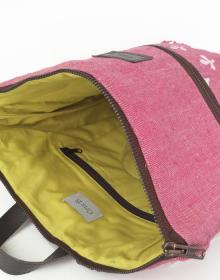 mochila mujer interior ecologico