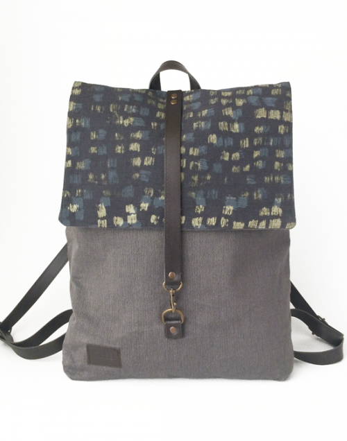 mochila sostenible en tejidos ecologico