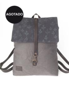 mochila sostenible algodon ecologico cris b