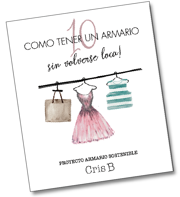armario sostenible ebook CrisB