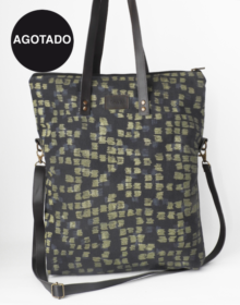 Tote bag estampado cris b
