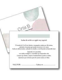tarjeta regalo 2 Cris B