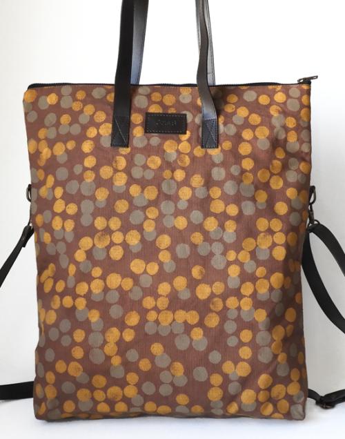 Tote bag sostenible en tejido ecológico