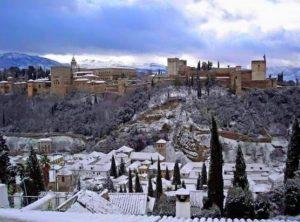 La alhambra sostenible