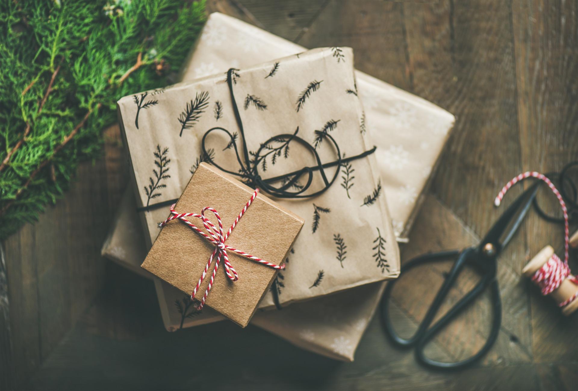 caja regalos sostenibles
