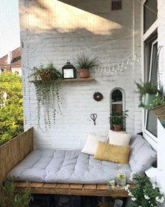 cama terraza
