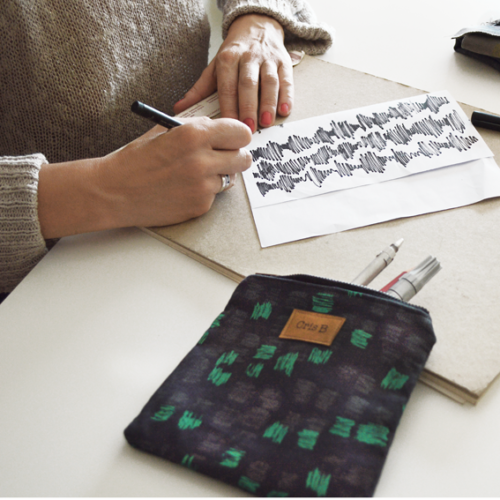 diseño bolsos sostenibles