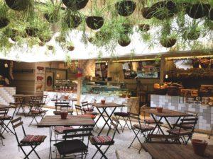 huerto de lucas restaurante ecologico