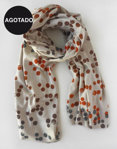 fulard algodon organico ecologico crisb