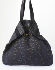 bolso mochila algodon ecologico