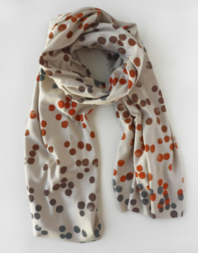 fulard tejido sostenible