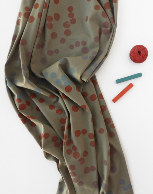 fulard sostenible estampado crisb