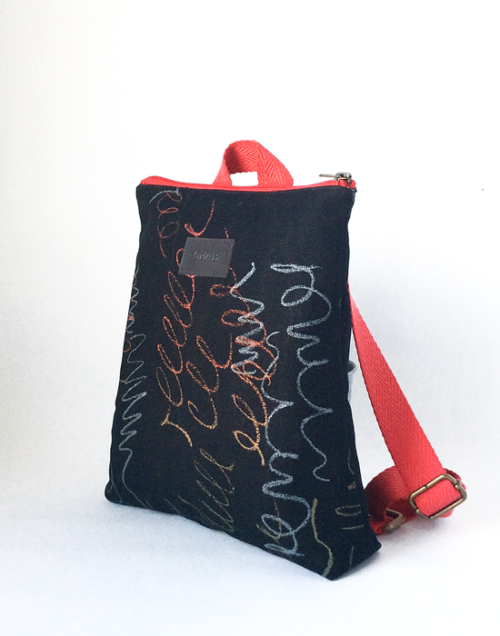 mochila ecologica niño sostenible