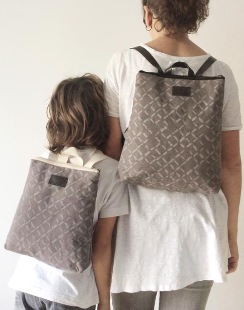 mochila sostenible niño 1