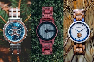 reloj regalos sostenibles navidad