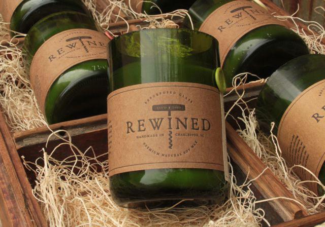 vela reciclada regalo sostenible navidad