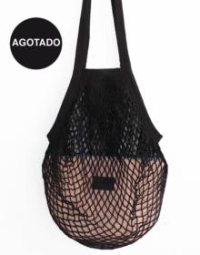 bolsa malla algodon organico