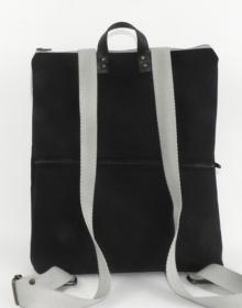 mochila sostenible en tejido reciclado marino crisb