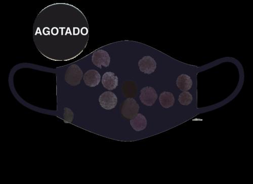 mascarilla algodon organico crisb acuarela