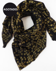 pañuelo estampado tejido ecológico crisb