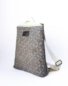 mochila sostenible algodon organico crisb